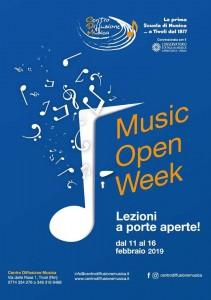 Musica Open Week